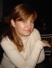 Anyuta from Ukraine 31 y.o.