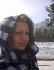 Elena 27 y.o. from Russia