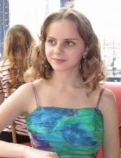 Elizaveta 29 y.o. from Russia
