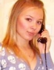 Kate 28 y.o. from Russia