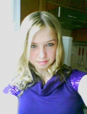 Katya from Russia 27 y.o.