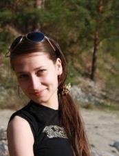 Katyufka from Russia 29 y.o.