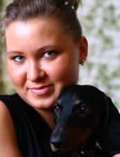 Nastya 31 y.o. from Russia