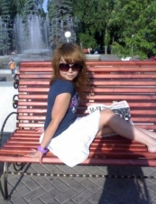 Albina from Russia 28 y.o.