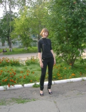 Marina from Russia 30 y.o.