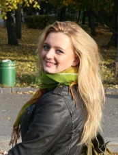 Polina from Russia 31 y.o.